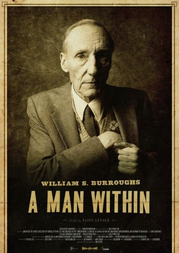 WILLIAM S. BURROUGHS  A MAN WITHIN