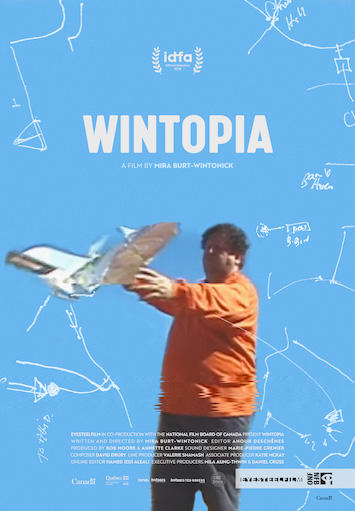 Wintopia the enigmatic footsteps of renowned documentary filmmaker Peter Wintonick